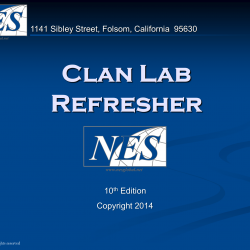 CLRefresher