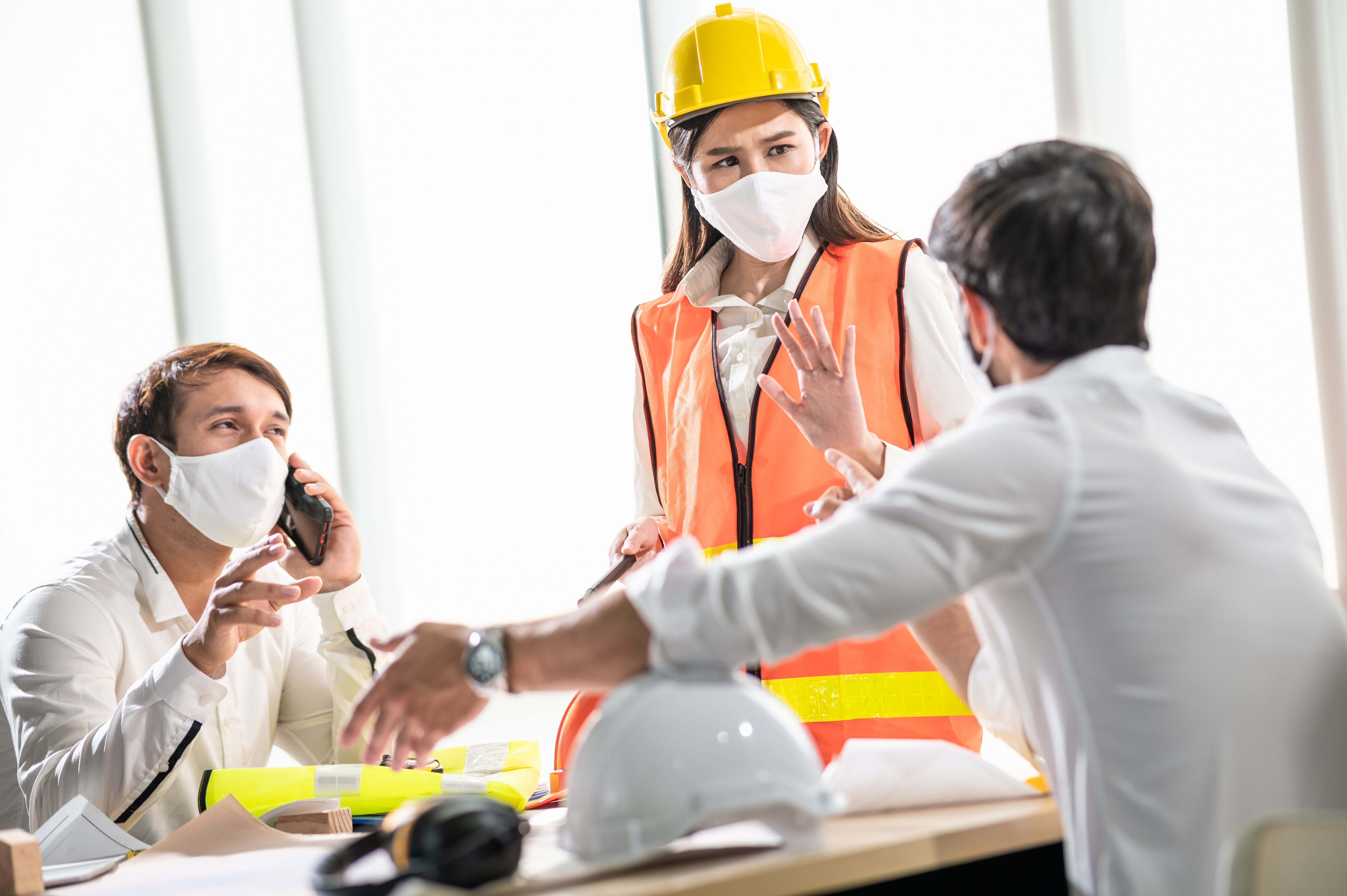 COVID-19 Workplace Safety