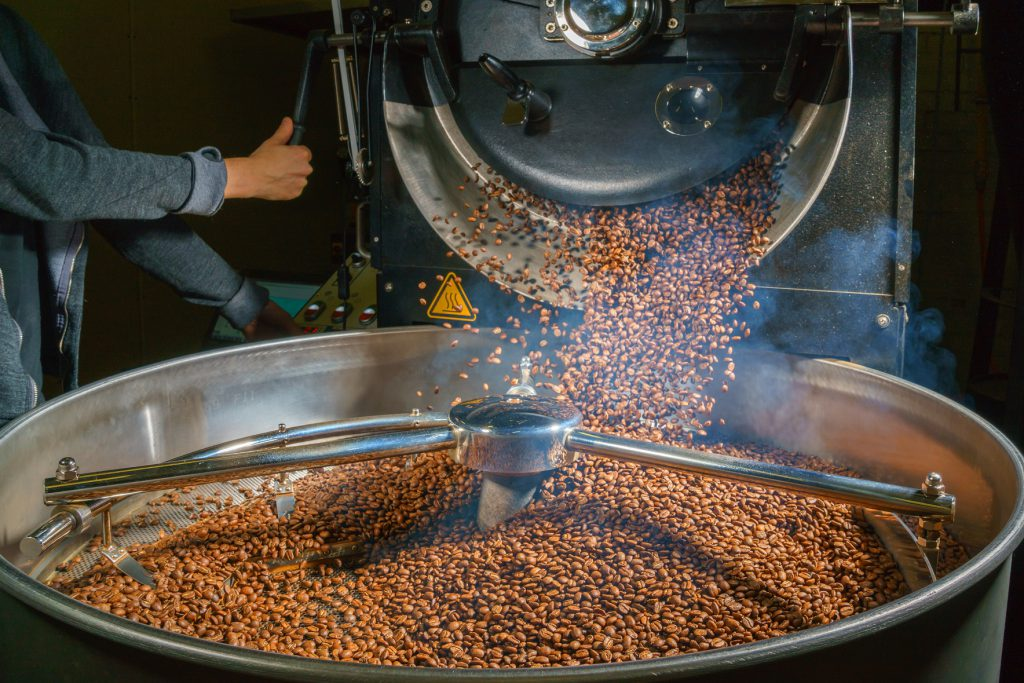 Coffee Processes Can Stir Up Diacetyl