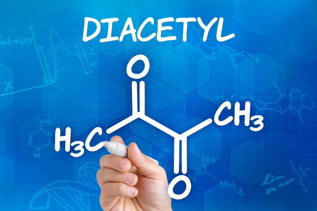 Diacetyl is Harmful to Human Lungs