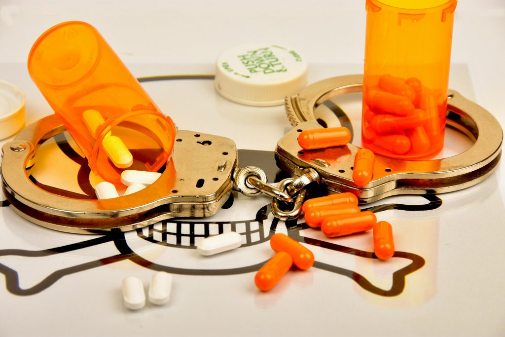 Fentanyl and Other Opioids - Death or Prison