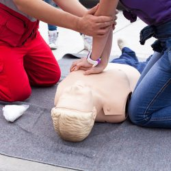 First Aid, CPR, AED Training with NES