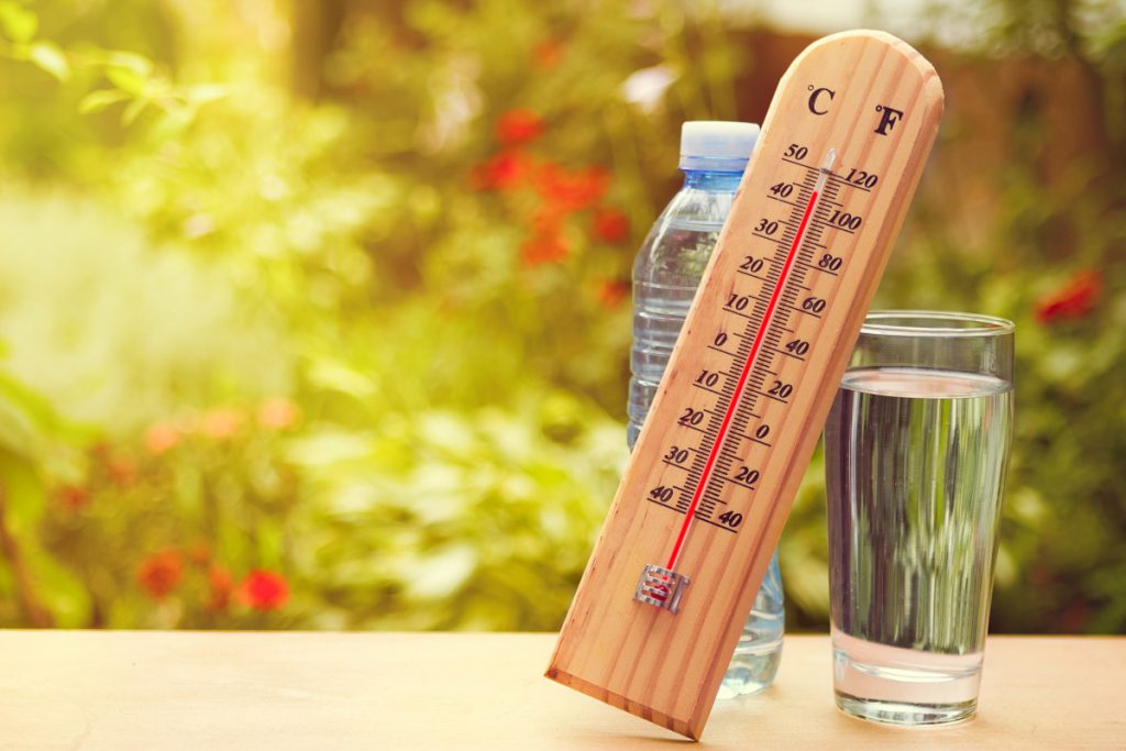 Heat Illness Prevention- Drink Water