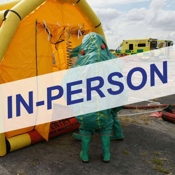 Incident Commander In-Person
