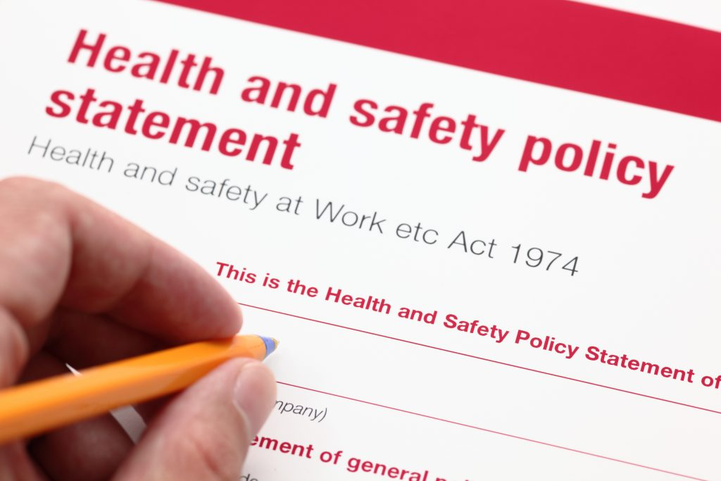Management Takes Initiative to Implement Safety and Health Policy
