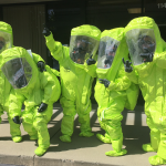 NES Clandestine Laboratory Training Participants in PPE