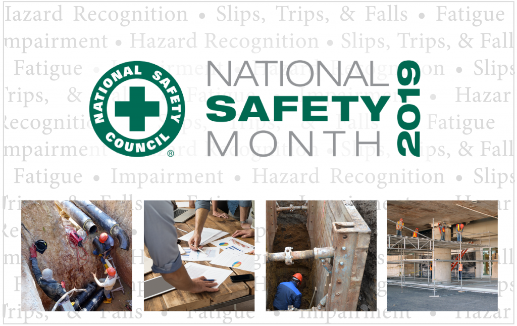 National Safety Month 2019 Nes