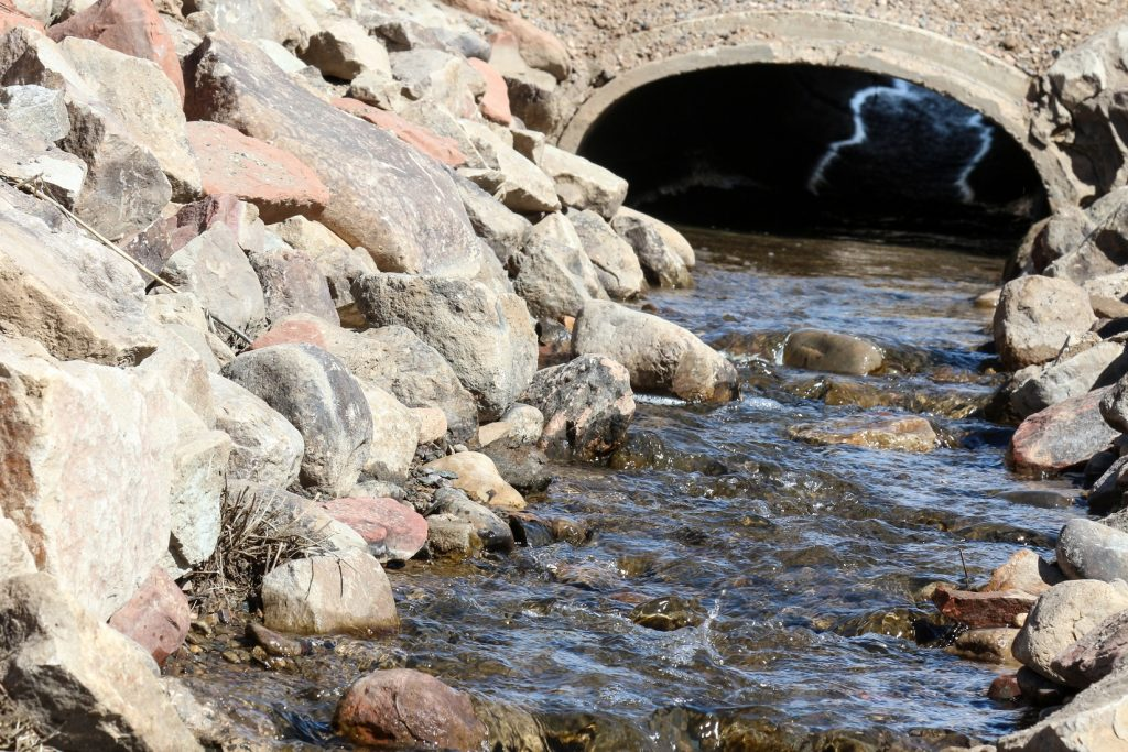 Storm Water Best Management Protects Environment