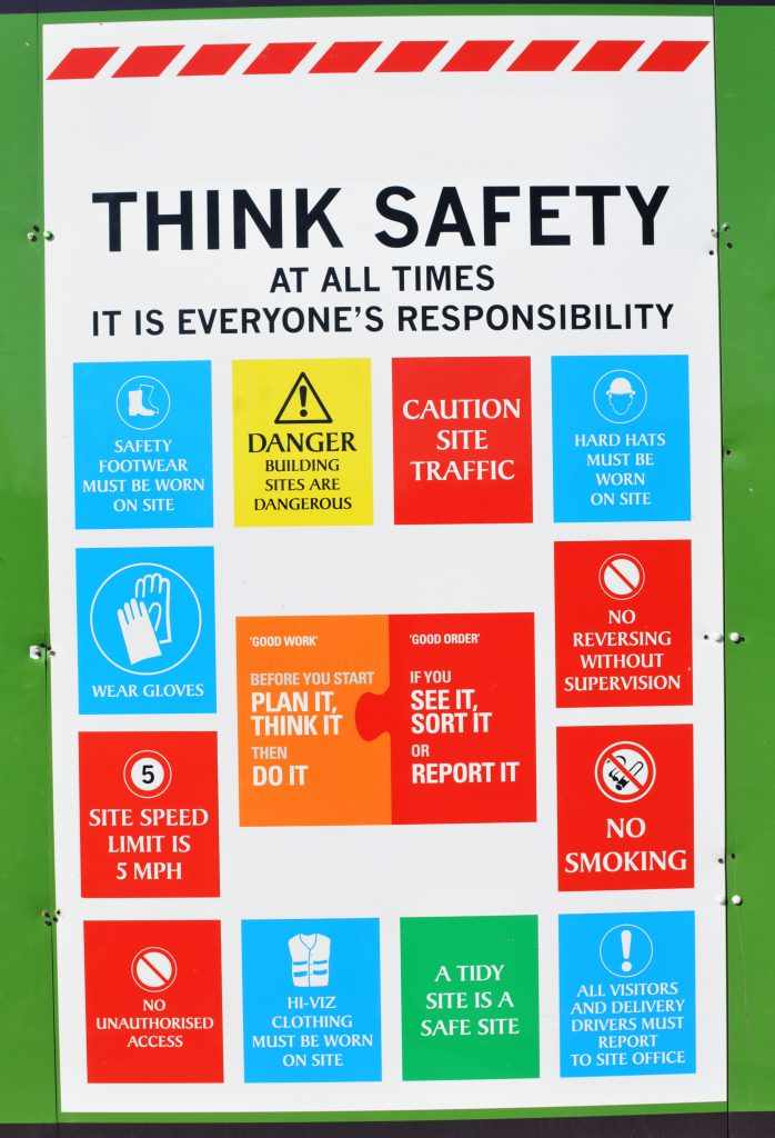 Workplace Safety is Everyone's Responsibility