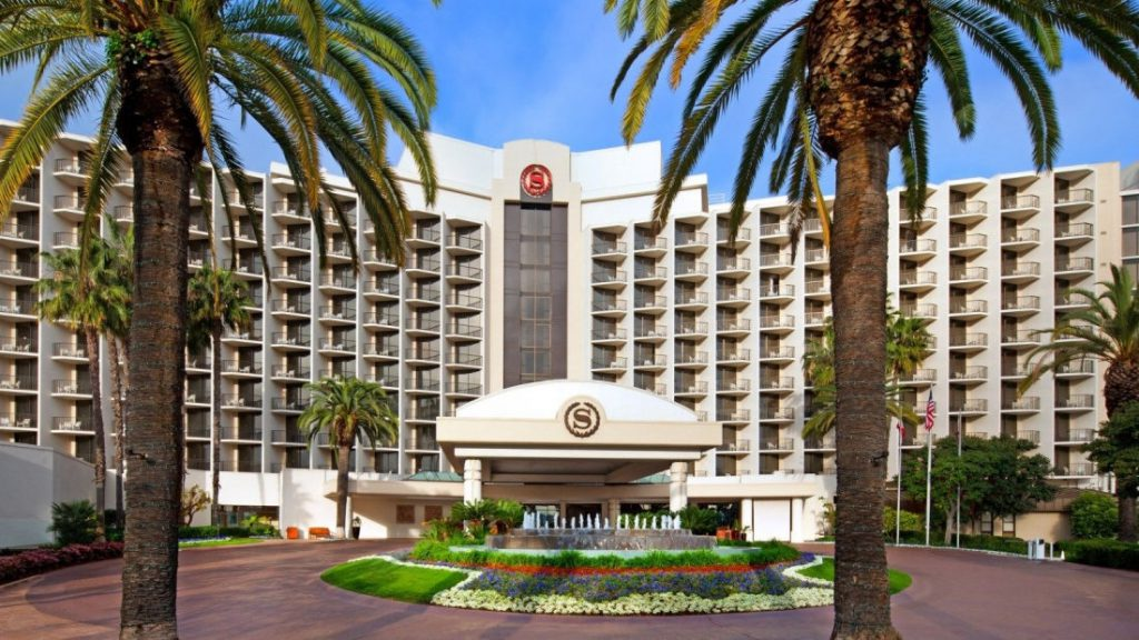 This year's Cal Cupa Conference will be held at the Sheraton San Diego Hotel and Marina.